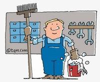 sicherheit ordnung sauberkeit